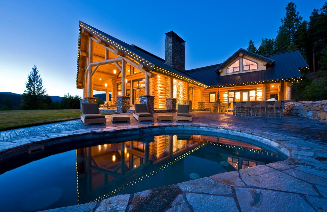 Stunning home designed by Sticks and Stones Interior Design.